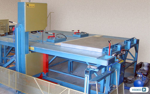 M S Plate Saw Machine