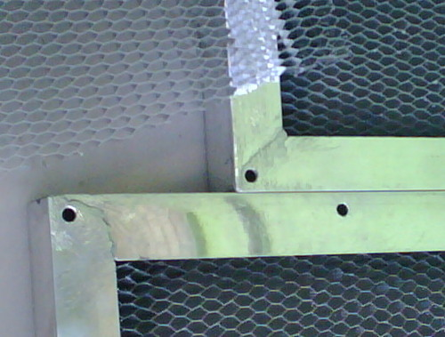 Honeycomb Vent panels for EMI & RFI