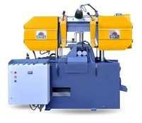 Double Coloum Fully Automatic Bandsaw Machine