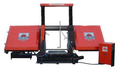 Heavy Duty Bandsaw Machine