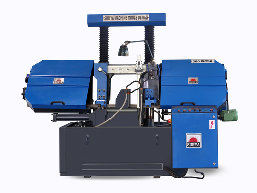 Industrial Bandsaw Machine