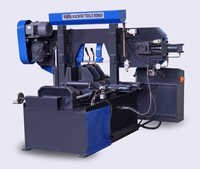 Rear Feeding Fully Automatic Bandsaw Machine