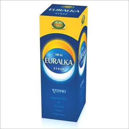 Euralka Syrup