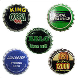 Soft Drink Bottle Caps