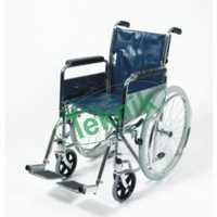 Foldable Wheelchair with Detachable Armrest