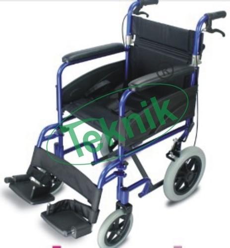 Wheelchair Folding Deluxe
