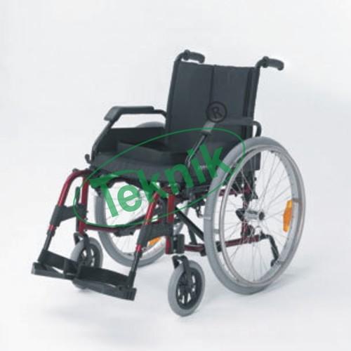 Wheelchair Self Propelling