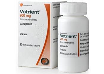 Votrient 200 Pazopanib Tablets