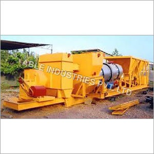 Movable Asphalt Drum Mix Plant