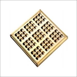Copper Pyramid Plate