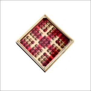 Red Swastik Pyramid