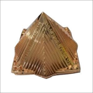 gold Tathastu pyramid