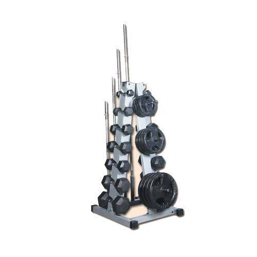 Dumbbells Plate Rod Stand