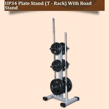 Plate Rod Stand