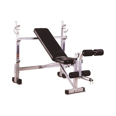 Multi Purpose Bench Leg Extension Curl
