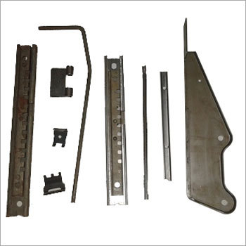 Sheet Metal Components Fabrication
