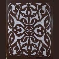 Designer Wooden Jali