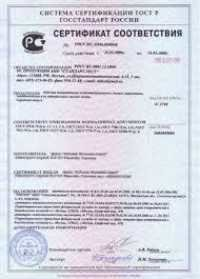 Voluntary Certification Of Products