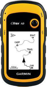 GARMIN GPS ETREX 10 .