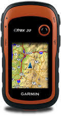 GARMIN GPS ETREX 20 .