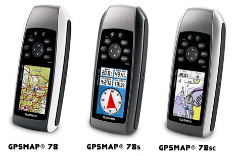 GARMIN GPS MAP 78S