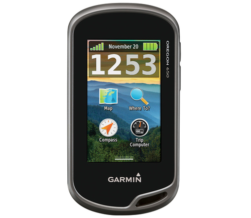 GARMIN Oregon® 650.
