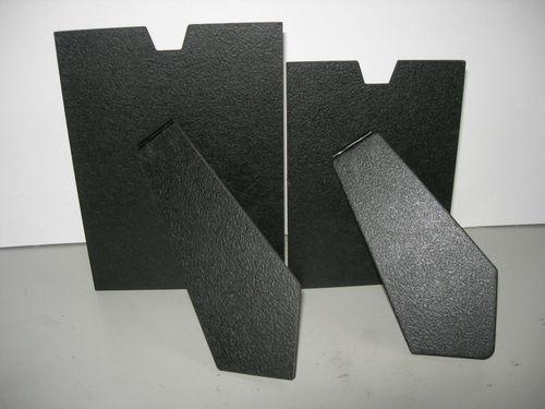 Black Hard Paper