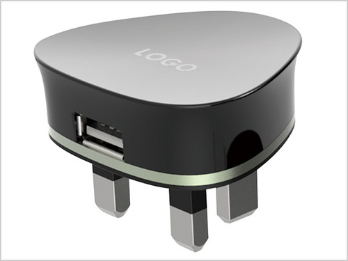 2.1A Single Usb Wall Charger Adaptor
