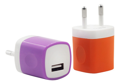 1A Usb Port Mobile Phone Charger