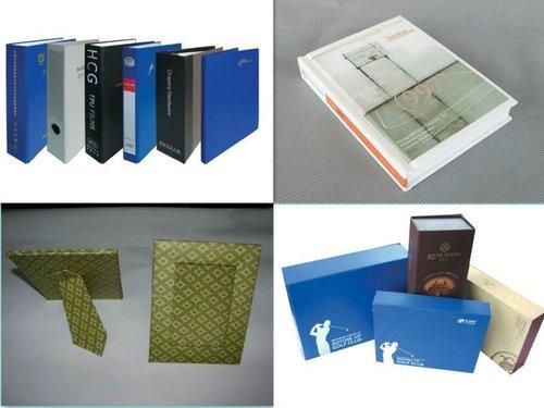 Ring & Book Binding Grey Board