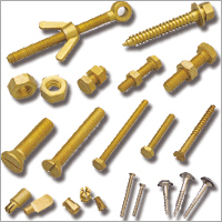 Brass Nuts, Bolts, Fasteners
