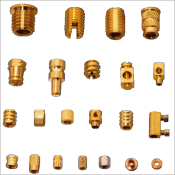 Brass Metal Turned Parts