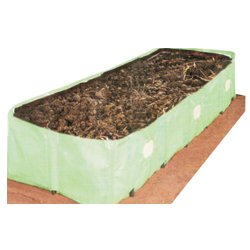 Vermicompost Beds