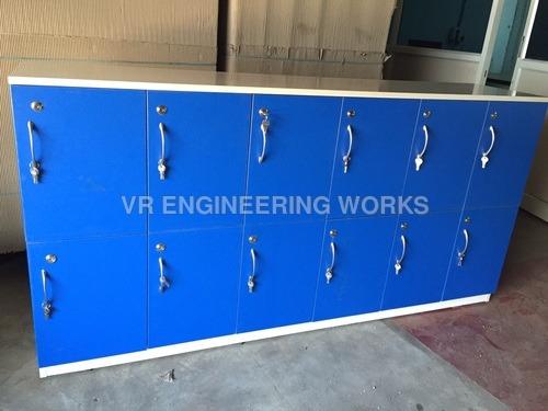 Office Wooden Lockers