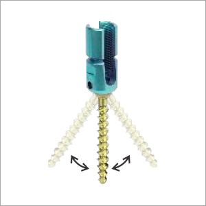 Poly Axial Reduction Pedicle Screws