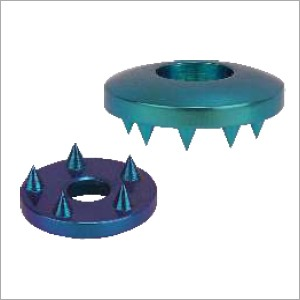 Ligament Washers (Multi Spiked) Round, Square