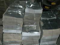 silver laminated sheet