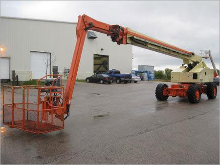 Boom Lift Crane Rental