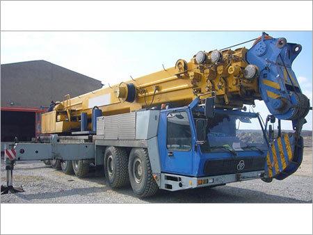Terrain Cranes on Rent