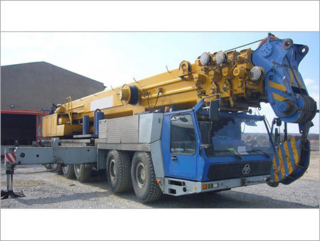 Terrain Cranes on Rent