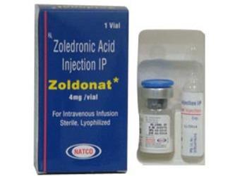 Zoledronic Natco Zoldonat Vial