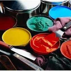 Epoxy Polyurethane Paints