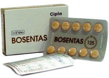 Bosentas 125 mg Tablets Cipla