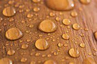 Water Repellent For Wood And Fiber Board