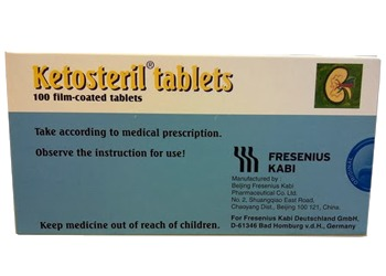 Ketosterile Tablets
