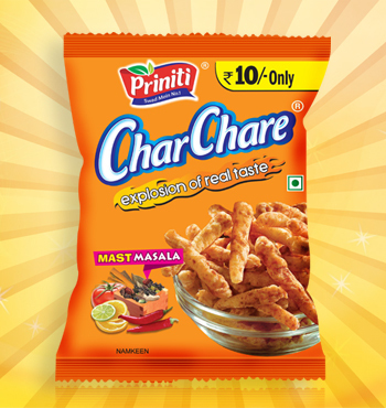 CharChare Sticks