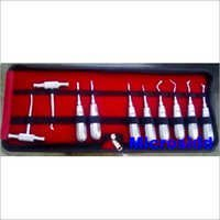 Dental Handpieces Kit