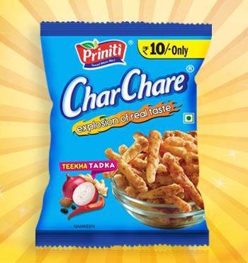 CharChare Teekha Tadka