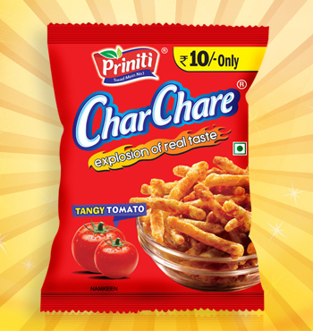 CharChare Tangy Tomato