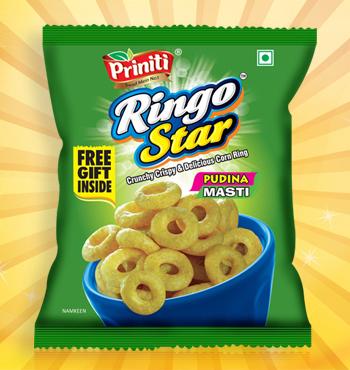 Ringo Star Pudina Masti